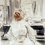 For piano. 1905, Ilya Repin