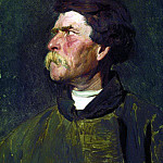 head farmer, Ilya Repin