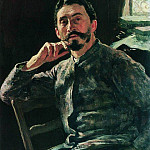 Self-portrait. 1894, Ilya Repin