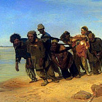 Roerich N.K. (Part 4) - Haulers on the Volga