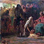 Blessing Children . 1890, Ilya Repin