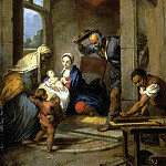 Fleygels, Nicola. Holy Family, part 12 Hermitage