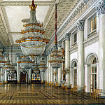 part 12 Hermitage - Ukhtomsky, Konstantin Andreevich. Types of rooms in the Winter Palace. Nicholas Hall