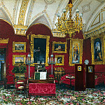 part 12 Hermitage - Ukhtomsky, Konstantin Andreevich. Types of rooms in the Winter Palace. Cabinet of Grand Duchess Maria Alexandrovna