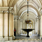 part 12 Hermitage - Ukhtomsky, Konstantin Andreevich. Types of rooms in the Winter Palace. Grand lobby