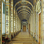 part 12 Hermitage - Ukhtomsky, Konstantin Andreevich. Types of rooms of the New Hermitage. Raphael Loggia