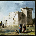 part 12 Hermitage - Uele, Jean-Pierre-Laurent. Greek house in the Casa Tsurikov in Malta