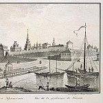 part 12 Hermitage - Turin Vasily Stepanovich. Kind of a fortress by the river Kazanka