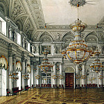 part 12 Hermitage - Ukhtomsky, Konstantin Andreevich. Types of rooms in the Winter Palace. Concert Hall