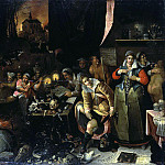 part 12 Hermitage - Franken, Frans II. Kitchen Witch