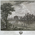 Ukhtomsky, Andrew G.. Type Kamennoostrovsky Palace from the Greater Neva, part 12 Hermitage