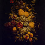part 12 Hermitage - Utrecht, Adriaen van. Garland of fruit and vegetables