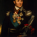 part 12 Hermitage - Phillips, Thomas. Portrait of Matvey Ivanovich Platov