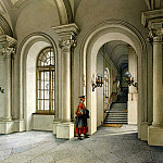 part 12 Hermitage - Ukhtomsky, Konstantin Andreevich. Types of rooms in the Winter Palace. Commandant Entrance