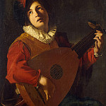 part 12 Hermitage - Tournier, Nicolas. Lute-Player