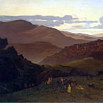 part 12 Hermitage - Frere, Charles Theodore. View of the city of Constantine