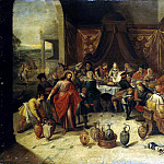 part 12 Hermitage - Franken, Frans II. Marriage at Cana