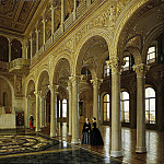 Tutukin, Peter V.. Types of rooms in the Winter Palace. Pavilion Hall, H Tom Hall