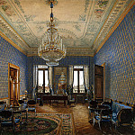 part 12 Hermitage - Ukhtomsky, Konstantin Andreevich. Types of rooms in the Winter Palace. Seating of Grand Duchess Maria Nikolaevna