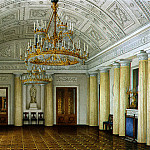 part 12 Hermitage - Ukhtomsky, Konstantin Andreevich. Types of rooms in the Winter Palace. Arapsky hall or large dining room