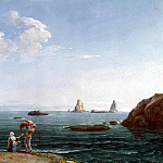 part 12 Hermitage - Uele, Jean-Pierre-Laurent. Islands of Cyclops in the Bay of La Tritstsa. Look