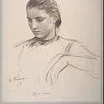 part 12 Hermitage - Friant, E.. Lorraine girl