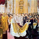 part 12 Hermitage - Tux, Laurits Regner. Wedding of Nicholas II and Grand Princess Alexandra