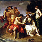 part 12 Hermitage - Turks, Alessandro. Bacchus and Ariadne