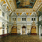 part 12 Hermitage - Ukhtomsky, Konstantin Andreevich. Types of rooms in the Winter Palace. Antechamber