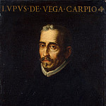part 12 Hermitage - Tristan Louis. Portrait of Lope de Vega