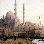 part 12 Hermitage - Frisero, Joseph. Type of Mosque Yeni-Jami in Constantinople