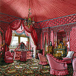 part 12 Hermitage - Ukhtomsky, Konstantin Andreevich. Types of rooms in the Winter Palace. Fourth spare half. Dressing