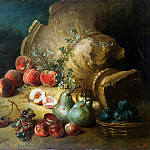 part 12 Hermitage - Oudry, Jean Baptiste. Fruit-piece