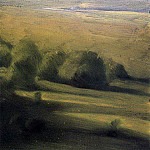 Evening in the steppe., Arhip Kuindzhi (Kuindschi)