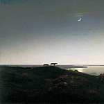 Arhip Kuindzhi (Kuindschi) - Night.