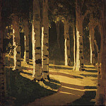 Sunlight in the park., Arhip Kuindzhi (Kuindschi)