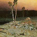 Arhip Kuindzhi (Kuindschi) - On the island of Valaam