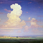 The Cloud, Arhip Kuindzhi (Kuindschi)