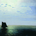Moonlight Sea, Arhip Kuindzhi (Kuindschi)