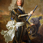 Iasent Rigaud -- Louis de France, Dauphin , known as the Grand Dauphin, Château de Versailles