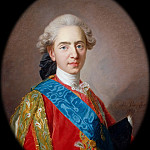 Louis Michel van Loo -- Louis-Auguste, Duke of Berry , Château de Versailles