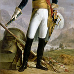 Joseph Nicholas Jouy -- Jean-Baptiste-Jules Bernadotte, Prince of Ponte Corvo, Maréchal de France, later King of Sweden and Norway, shown in 1804, Château de Versailles