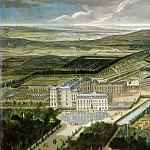 Château de Versailles - Etienne Allegrain -- Château and Park of Saint-Cloud around 1675