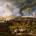 Château de Versailles - Louis Francois Lejeune -- Battle of Moscow, 7 September 1812