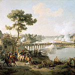 Louis Francois Lejeune -- Battle of Lodi, 10 May 1796, Château de Versailles