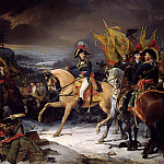 Henri-Frederic Chopin -- The Battle of Hohenlinden December 3, 1800, Château de Versailles
