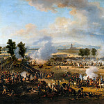 Louis Francois Lejeune -- Battle of Marengo, 14 June 1800, Château de Versailles