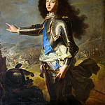 Iasent Rigaud -- Louis de France, Duke of Burgundy , Château de Versailles