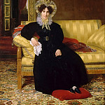 Madame Jean-Charles Clarmont (), Louis Hersent