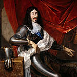 Justus van Egmont -- Louis XIII, King of France and of Navarre , Château de Versailles
